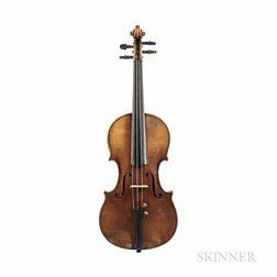 German Violin for Beare & Son, Markneukirchen, 1933