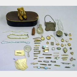 Doll Jewelry and Accessories