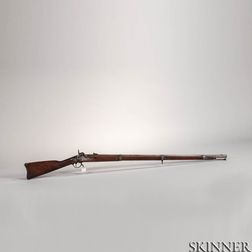 U.S. Model 1861 Percussion Rifle Musket Identified to Private Francis E. Ruff, 26th Illinois Volunteer Infantry