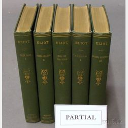 Eliot, George, The Complete Works of George Eliot