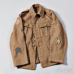 Universal Service Dress Jacket, Royal Naval Division