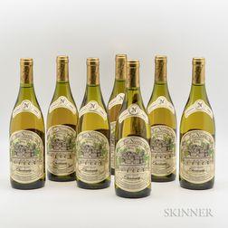 Far Niente Chardonnay 1992, 7 bottles