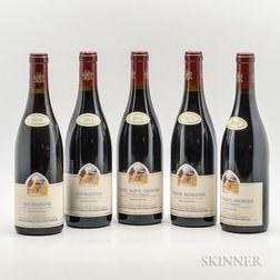 Georges Mugneret Gibourg, 5 bottles