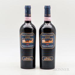 Frescobaldi Brunello di Montalcino Riserva Castelgiocondo 2005, 2 bottles