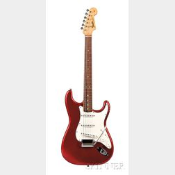 American Electric Guitar, Fender Electric Instruments, Santa Ana, 1965, Model   Stratocaster