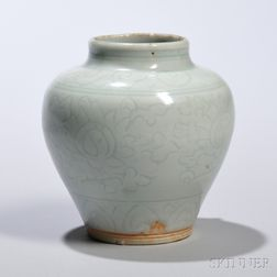 Guan Incised Jar