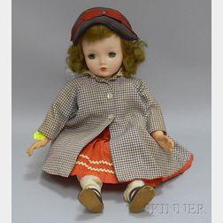 """Madame Alexander Doll """"Binnie Walker,"""""""
