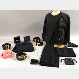 Chanel Clothing and Accessory Group
