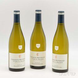 Fontaine Gagnard Chassagne Montrachet La Maltroie 2013, 6 bottles