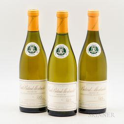 Louis Latour Criots Batard Montrachet 2008, 3 bottles
