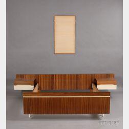 Four-Piece German Bedroom Set