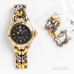 Tag Heuer 1.91 Quartz Movement Wristwatch