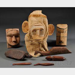 Thirteen Amazonian Items