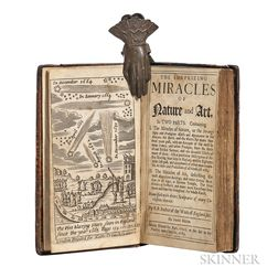 Crouch, Nathaniel (1632-1725) The Surprizing Miracles of Nature and Art.