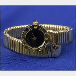 Lady's 18kt Gold Watch