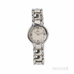 """Ebel """"Beluga"""" Stainless Steel Wristwatch"""