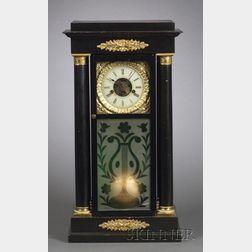 A. D. Crane's Patent Twelve Month Clock