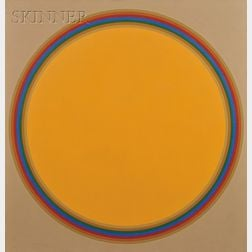 John Stephan  (American, 1906-1995)      Disc #5