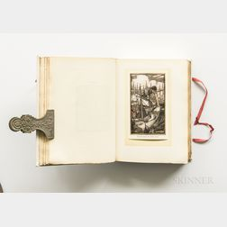 Rackham, Arthur, illus. (1867-1939) Jonathan Swifts Gullivers Travels, Signed Limited Edition with Additional Drawing and Signature.