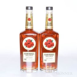 Four Roses Al Young 50th Anniversary, 2 750ml bottles Spirits cannot be shipped. Please see http://bit.ly/sk-spirits for more info.