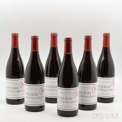 Marquis dAngerville Volnay Clos des Angles 2011, 6 bottles