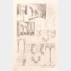 (Architecture, Ancient English), Carter, John (1748-1817)