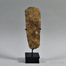 Large Neolithic Adze Blade