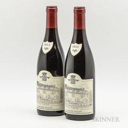 Claude Dugat Bourgogne 2013, 2 bottles