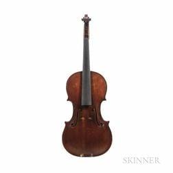 French Violin, 20th Century