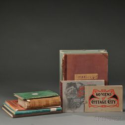 Architecture Publications, Late 19th to Early 20th Century.