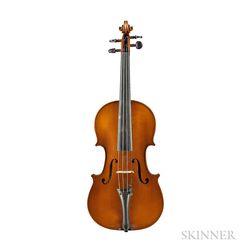 French Violin, Marc Laberte, Mirecourt