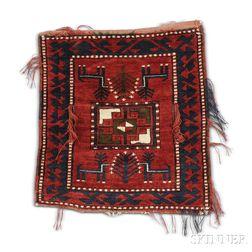 Kazak Saddle Cover