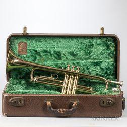 Trumpet, Martin Indiana, Elkhart