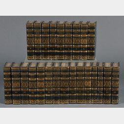 British Plays, Twenty-four Volumes: