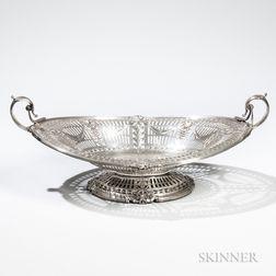 Redlich Sterling Silver Center Bowl