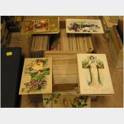 Collection of Turn-of-the-Century Postcards