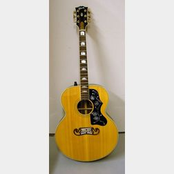 American Guitar, Gibson Guitar Corporation, Bozeman, Montana, 1993, Model J-200 RW