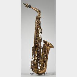 French Saxophone, Henri Selmer, Paris, c. 1964, Model Mark VI