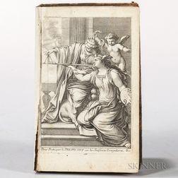 Bosse, Abraham (1602-1676) Moyen Universel de Pratiquer la Perspective sur les Tableaux ou Surfaces Irreguliere.