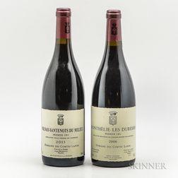 Comtes Lafon, 2 bottles