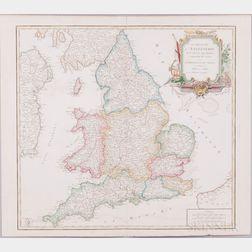 Great Britain, United Kingdom, Approximately Forty-five Maps.