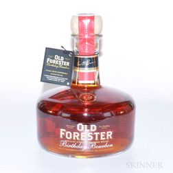 Old Forester Birthday Bourbon   12 Years Old   2000