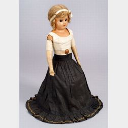"Scarce Webber ""Singing Doll,"""