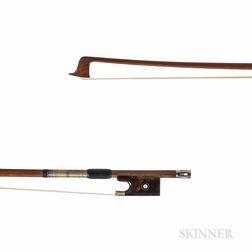 Gold-mounted Violin Bow
