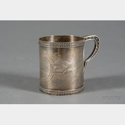 Whiting Manufacturing Co. Sterling Mug