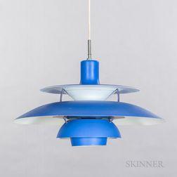Poul Henningsen (Danish, 1894-1967) for Louis Poulsen PH5 Pendant Lamp