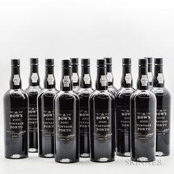 Dows Vintage Port 2000, 12 bottles