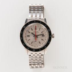 "Favre-Leuba ""Bivouac"" Reference 53213 Wristwatch with Matterhorn Ascent Provenance"