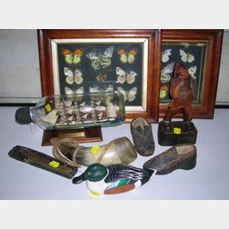 Group of Miscellaneous Collectible and Decorative Items