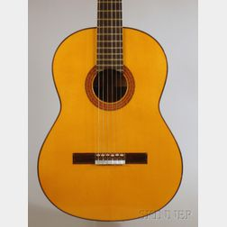 Spanish Classical Classical Guitar, Manuel Rodriguez, Los Angeles, 1967